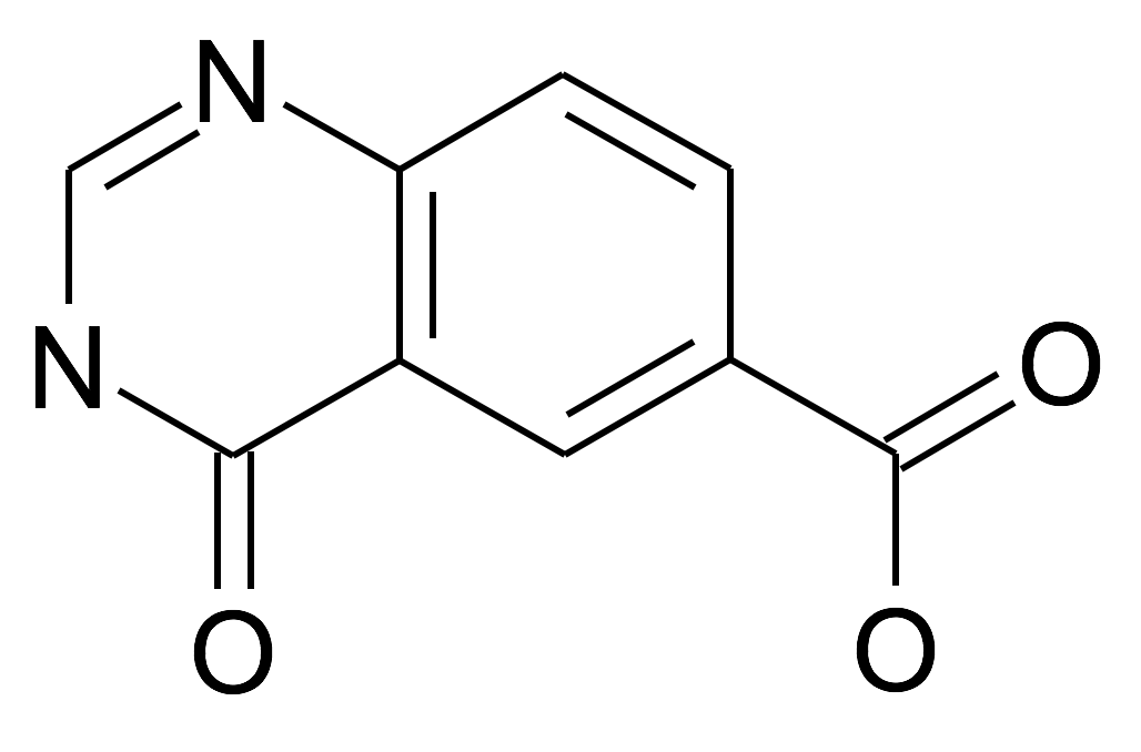 4-Oxo-3,4-dihydro-quinazoline-6-carboxylic acid