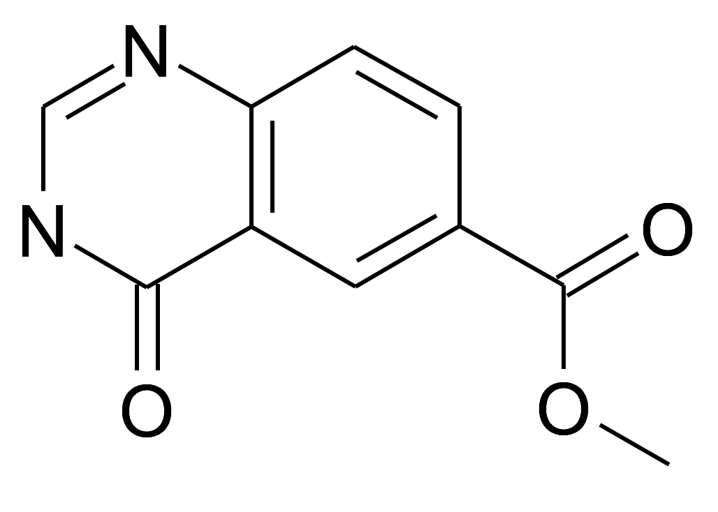 4-Oxo-3,4-dihydro-quinazoline-6-carboxylic acid methyl ester