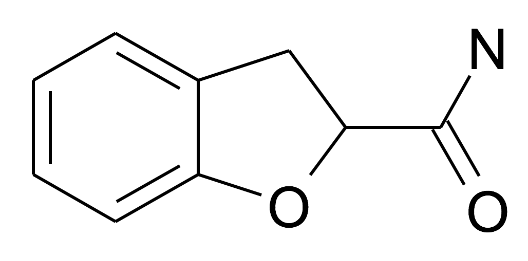 2,3-Dihydro-benzofuran-2-carboxylic acid amide