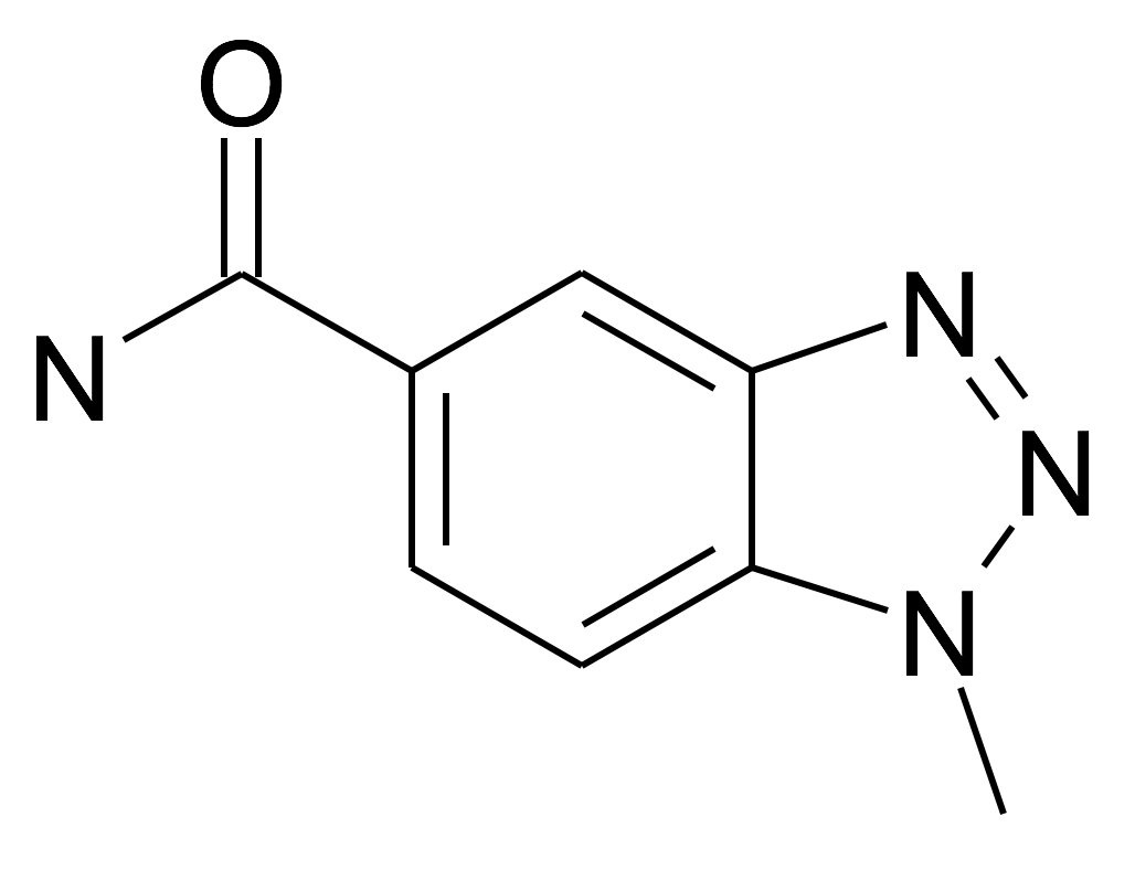 1-Methyl-1H-benzotriazole-5-carboxylic acid amide
