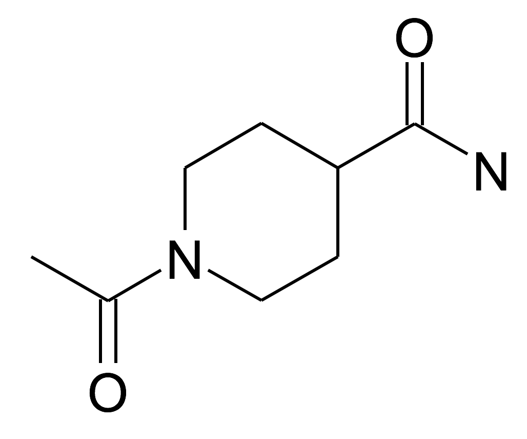 1-Acetyl-piperidine-4-carboxylic acid amide