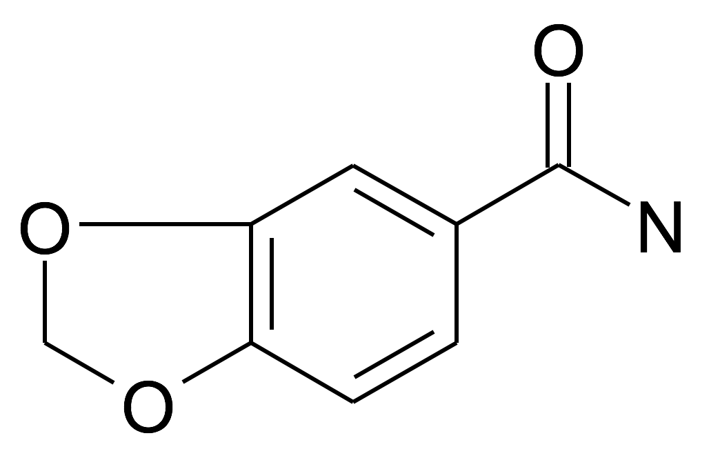 Benzo[1,3]dioxole-5-carboxylic acid amide