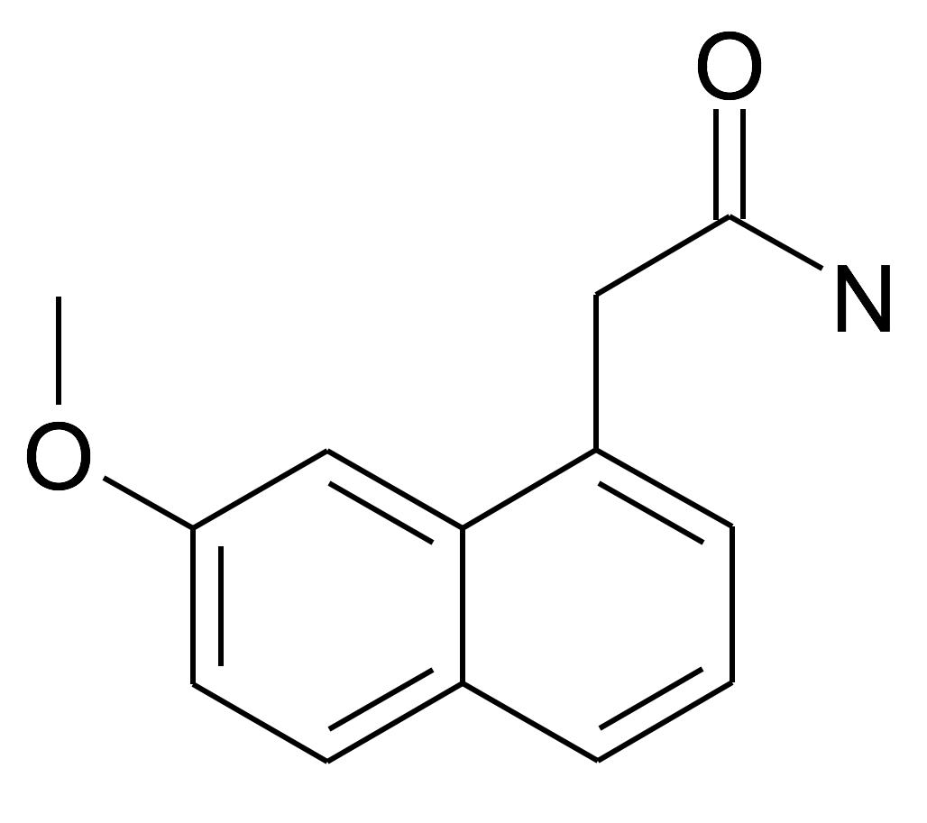 2-(7-Methoxy-naphthalen-1-yl)-acetamide