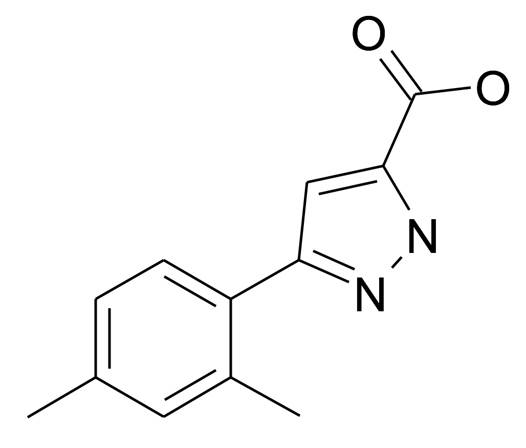 | MFCD06740809 | 5-(2,4-Dimethyl-phenyl)-2H-pyrazole-3-carboxylic acid | acints
