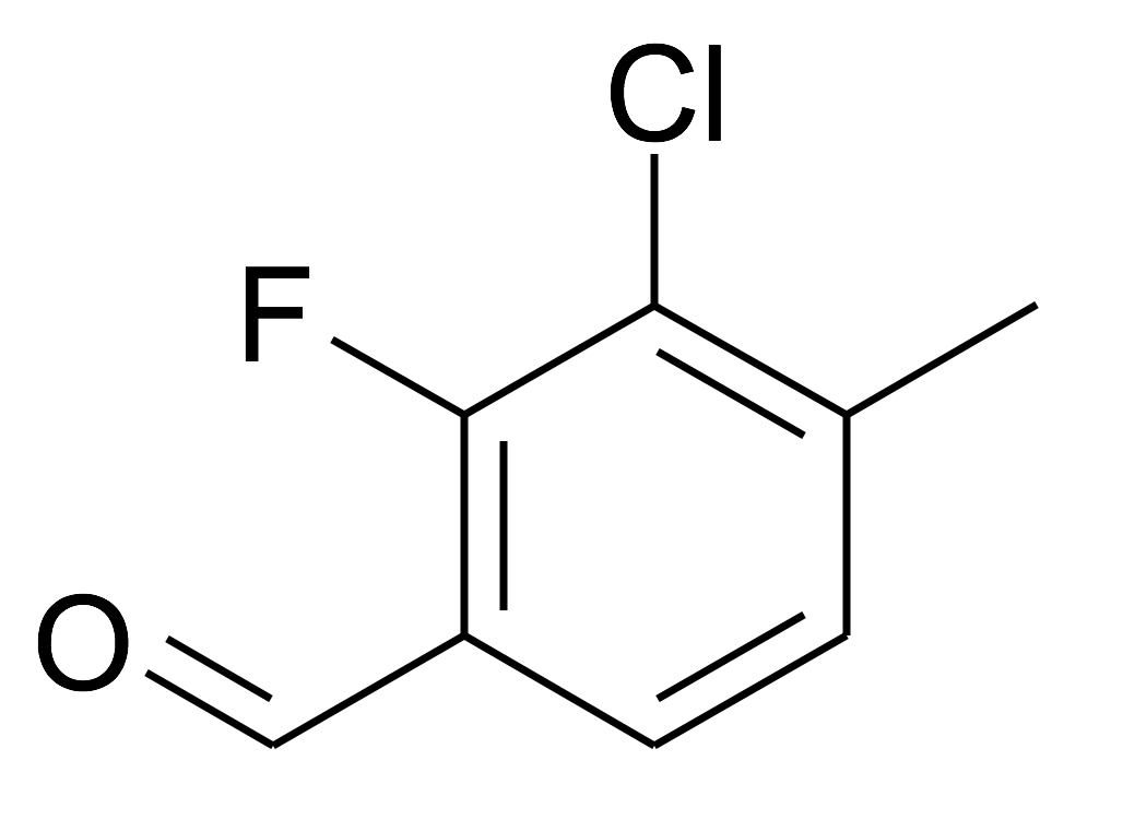 3-Chloro-2-fluoro-4-methyl-benzaldehyde