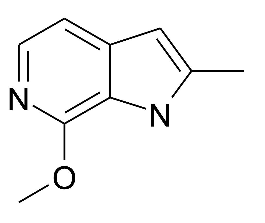 7-Methoxy-2-methyl-1H-pyrrolo[2,3-c]pyridine