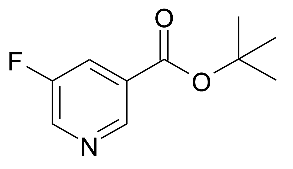 5-Fluoro-nicotinic acid tert-butyl ester