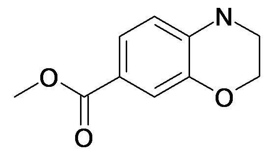 3,4-Dihydro-2H-benzo[1,4]oxazine-7-carboxylic acid methyl ester