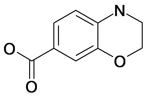 3,4-Dihydro-2H-benzo[1,4]oxazine-7-carboxylic acid