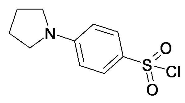 4-Pyrrolidin-1-yl-benzenesulfonyl chloride