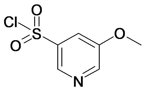5-Methoxy-pyridine-3-sulfonyl chloride