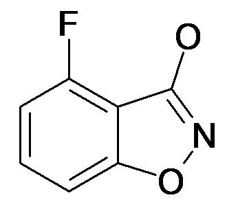 4-Fluoro-benzo[d]isoxazol-3-ol