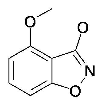 4-Methoxy-benzo[d]isoxazol-3-ol