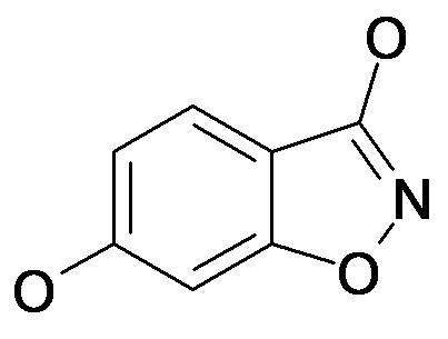 Benzo[d]isoxazole-3,6-diol