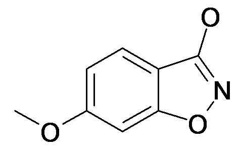 6-Methoxy-benzo[d]isoxazol-3-ol