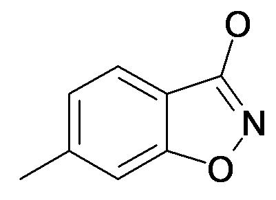 6-Methyl-benzo[d]isoxazol-3-ol