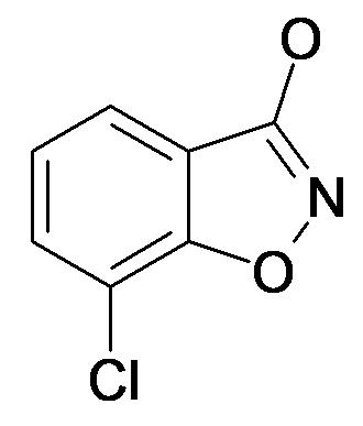 7-Chloro-benzo[d]isoxazol-3-ol