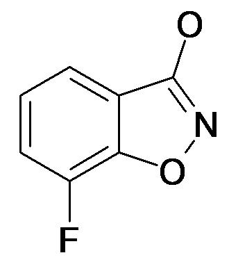 7-Fluoro-benzo[d]isoxazol-3-ol