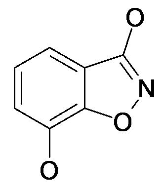 Benzo[d]isoxazole-3,7-diol