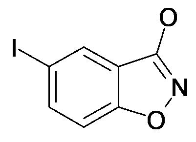 5-Iodo-benzo[d]isoxazol-3-ol