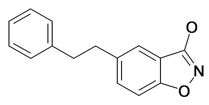 5-Phenethyl-benzo[d]isoxazol-3-ol