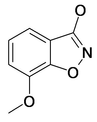 7-Methoxy-benzo[d]isoxazol-3-ol