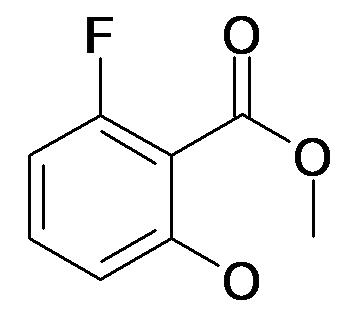 2-Fluoro-6-hydroxy-benzoic acid methyl ester