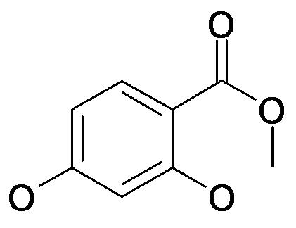 2,4-Dihydroxy-benzoic acid methyl ester