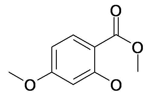 2-Hydroxy-4-methoxy-benzoic acid methyl ester