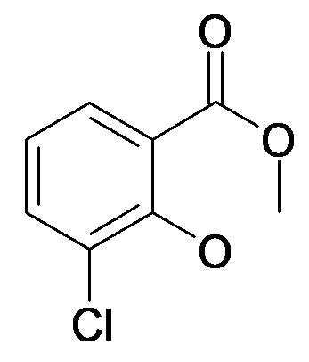 3-Chloro-2-hydroxy-benzoic acid methyl ester