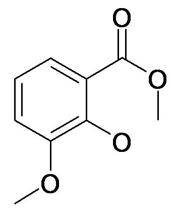 2-Hydroxy-3-methoxy-benzoic acid methyl ester