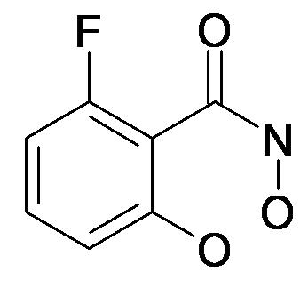 2-Fluoro-6,N-dihydroxy-benzamide