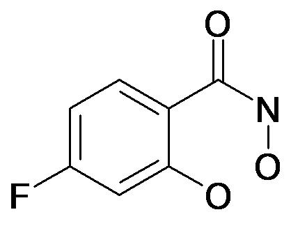 4-Fluoro-2,N-dihydroxy-benzamide