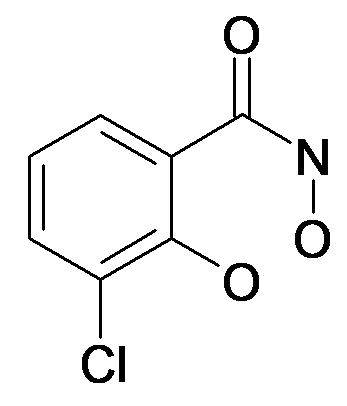3-Chloro-2,N-dihydroxy-benzamide