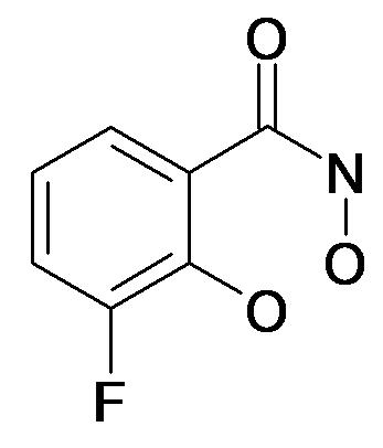 3-Fluoro-2,N-dihydroxy-benzamide