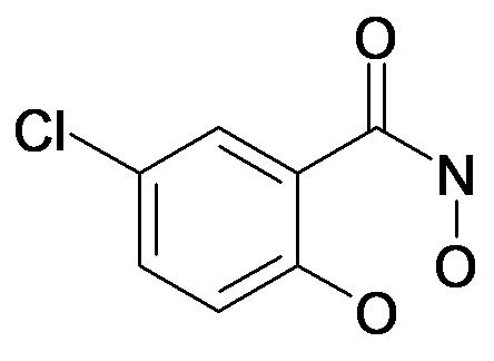 5-Chloro-2,N-dihydroxy-benzamide