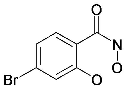 4-Bromo-2,N-dihydroxy-benzamide