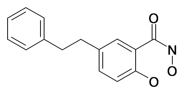 2,N-Dihydroxy-5-phenethyl-benzamide