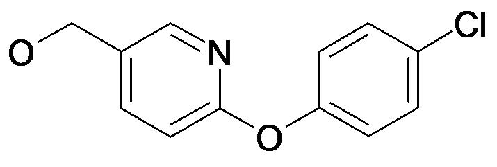 [6-(4-Chloro-phenoxy)-pyridin-3-yl]-methanol