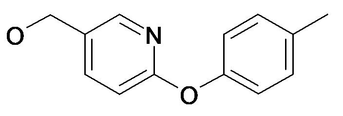 (6-p-Tolyloxy-pyridin-3-yl)-methanol