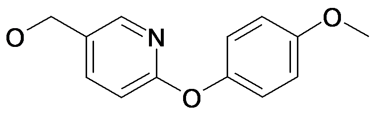 [6-(4-Methoxy-phenoxy)-pyridin-3-yl]-methanol