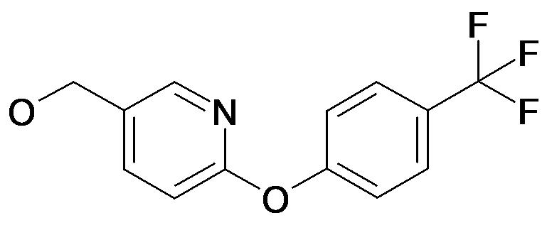 [6-(4-Trifluoromethyl-phenoxy)-pyridin-3-yl]-methanol