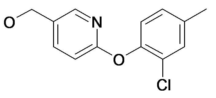 [6-(2-Chloro-4-methyl-phenoxy)-pyridin-3-yl]-methanol