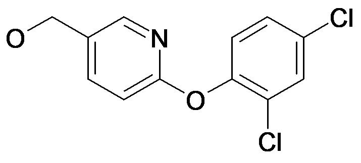 [6-(2,4-Dichloro-phenoxy)-pyridin-3-yl]-methanol