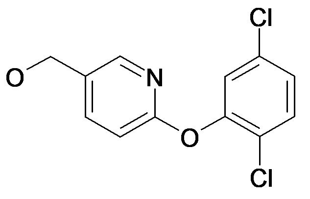 [6-(2,5-Dichloro-phenoxy)-pyridin-3-yl]-methanol