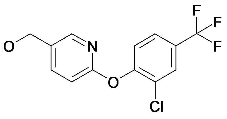 [6-(2-Chloro-4-trifluoromethyl-phenoxy)-pyridin-3-yl]-methanol