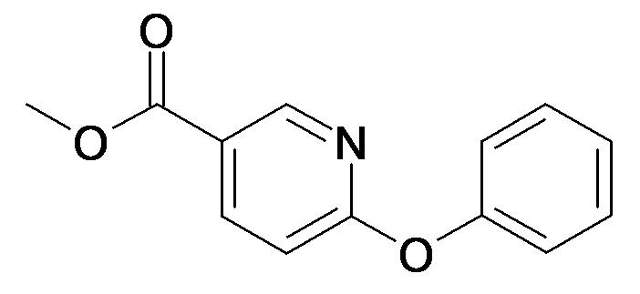 6-Phenoxy-nicotinic acid methyl ester
