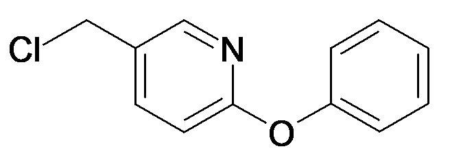 5-Chloromethyl-2-phenoxy-pyridine