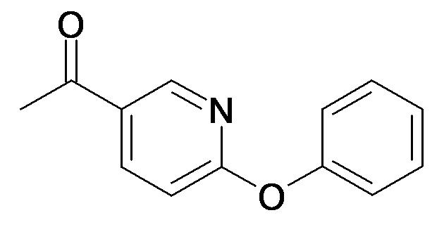 1-(6-Phenoxy-pyridin-3-yl)-ethanone