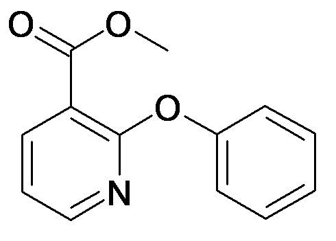 2-Phenoxy-nicotinic acid methyl ester